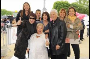 Nolwenn Leroy, Karine Ferri, Florence Foresti, Mimie Mathy et les autres étaient réunis pour la grande marche annuelle de Laurette Fugain !
