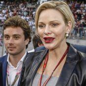 Charlene de Monaco témoin, sans Albert, du nouveau sacre de Lewis Hamilton