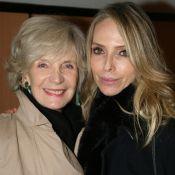 Tonya Kinzinger et Marie-Christine Adam (Sous le soleil) se retrouvent à Paris