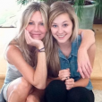 Heather Locklear et sa fille Ava Sambora. Photo Instagram 24 novembre 2017.