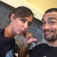 Flavia Pennetta et Fabio Fognini, mariés depuis juin 2016, se préparent à accueillir en 2017 leur premier enfant, dont ils ont annoncé l'arrivée prochaine peu avant Noël. Photo Instagram.