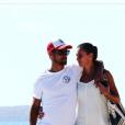 Flavia Pennetta et Fabio Fognini, mariés depuis juin 2016, vont accueillir en 2017 leur premier enfant, dont ils ont annoncé l'arrivée prochaine peu avant Noël. Photo Instagram.