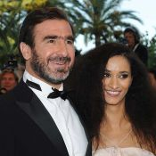 Eric Cantona et Rachida Brakni : un très beau couple d'acteurs... éperdument amoureux !