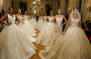 Milla Jasmine : Défilé de mode en amoureux avec son mari