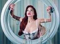 Lindsay Lohan : Transformée en Cendrillon, avant ses débuts en télé-réalité