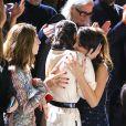 Sofia Coppola, Marion Cotillard, Penélope Cruz - Défilé de mode Chanel, collection Métiers d'Art 2018/2019 au Metropolitan Museum of Art à New York, le 4 décembre 2018.