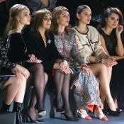 Lily-Rose Depp, Marion Cotillard : Voisines attentives au défilé Chanel