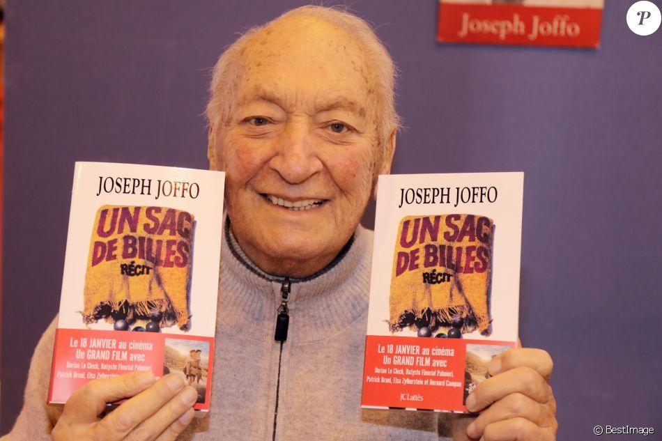 Mort de Joseph Joffo, l'auteur d'