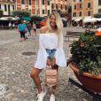 "Emma de ""Mariés au premier regard 2"" en Italie - Instagram, 27 août 2018"