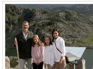 Felipe et Letizia d'Espagne : Une carte de voeux symbolique
