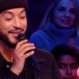 """Slimane - """"La France a un incroyable talent 2018"""" sur M6. Le 10 décembre 2018."""