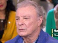 """Herbert Léonard """"pas tout à fait"""" sorti d'affaire après son infection pulmonaire"""