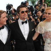 """La classe des Brangelina, la beauté de Diane Kruger, la danse déjantée de Tarantino et Mélanie Laurent : les """"Basterds"""" ont fait un show de folie !"""