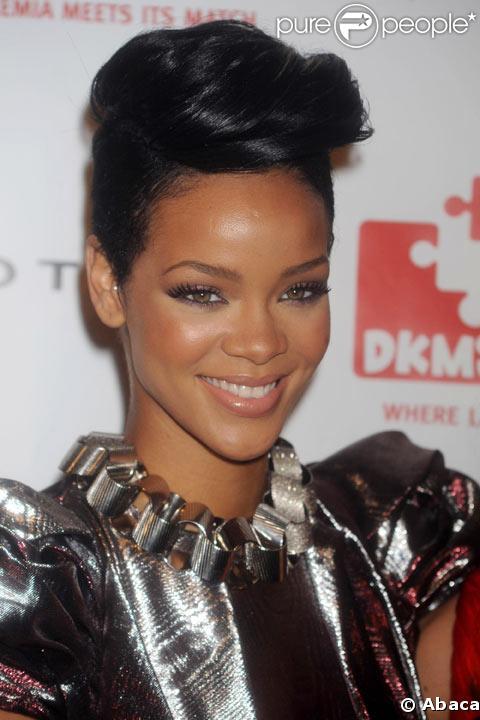 Rihanna en mai 2009