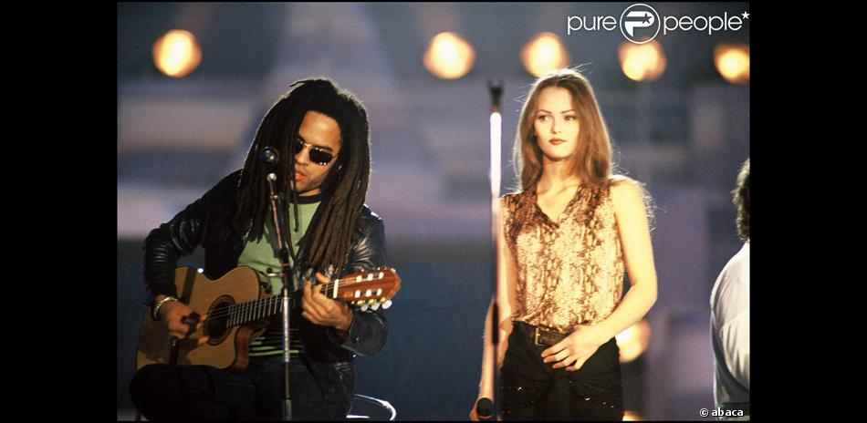 Who is lenny kravitz dating 1