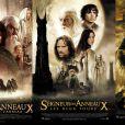 La trilogie du Seigneux des Anneaux (2001, 2002 et 2003)