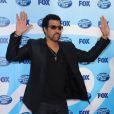 Lionel Richie à la grande finale d' American Idol .