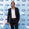 Keith Urban à la grande finale d' American Idol .