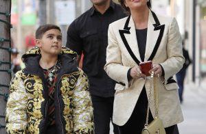 Kris Jenner, mamie gâteau : 2000 euros pour l'anniversaire de son petit-fils