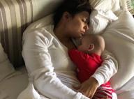 Eva Longoria : Son fils Santiago craquant pour son premier Noël