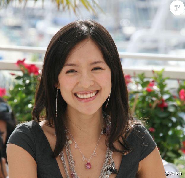 Zhang Ziyi lors du photocall des membres du jury de la Cinéfondation du Festival de Cannes le 22 mai 2009