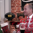 Mike Tindall dans House of Rugby le 26 décembre 2018.