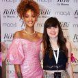 Rihanna et Monia StoSS. 2015.
