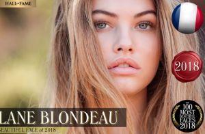 Thylane Blondeau : La bombe de 17 ans élue