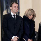 Brigitte et Emmanuel Macron retrouvés du côté de Saint-Tropez !