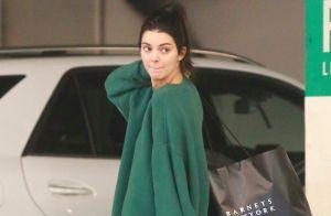 Kendall Jenner : Affolante en bikini... dans la neige lors d'un séjour au ski !