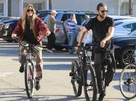 Heidi Klum : Virée complice en vélo avec son jeune fiancé et ses enfants