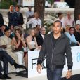 Lewis Hamilton lors du Amber Fashion Show and Auction au Meridien Beach Plaza Hotel de Monaco le 22 mai 2009
