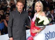 Sous les yeux d'Albert de Monaco, la belle Charlene et Liz Hurley, le défilé des beaux gosses de la F1... avec femmes et enfants !