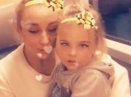 """Elodie Gossuin, maman """"happy"""" et fière de ses jumeaux au ski... Un 31 inoubliable"""