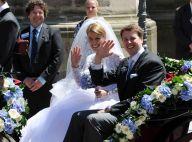 Mariage somptueux pour Hubertus, prince héritier de la maison Saxe-Cobourg et Gotha, et sa belle Kelly !