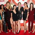 "Chanel Iman, Teyana Taylor, Romee Strijd, Elsa Hosk, Shay Mitchell, Emily Ratajkowski, Kendall Jenne - People à la soirée de gala ""2nd Annual Revolve Awards 2018"" à Las Vegas. Le 9 novembre 2018"