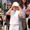 Rocco, le fils de Madonna, à la sortie de la kabbale (23 mai, New York)