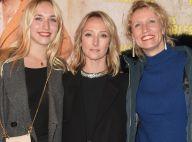 Alexandra Lamy : Soirée cinéma en famille avec Alexandra Lamy et Chloé Jouannet