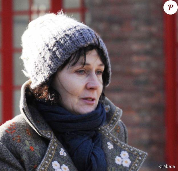 Lucy Birley, née Helmore, à Gloucester, le 9 mars 2009.