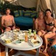 Luca Zidane publie une photo de ses vacances en famille à Dubaï le 7 janvier 2019.