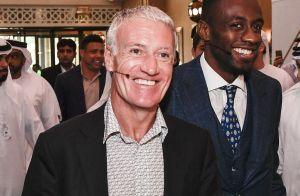 Didier Deschamps et ses nouvelles dents :
