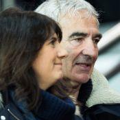 Estelle Denis, victorieuse, et Raymond Domenech en couple devant un PSG renversé