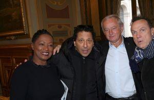 Babette de Rozières face à Julien Lepers, moment gourmand en perspective
