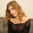 Barbara en interview pour le site Purepeople.com. Le 8 décembre 2017.