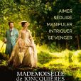 """""""Mademoiselle de Joncquières"""" d'Emmanuel Mouret, en Blu-Ray et DVD le 16 janvier 2019."""