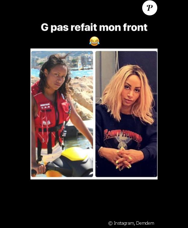 Plongée dans l'album photo souvenir de Demdem sur son compte Instagram, le 16 janvier 2019.