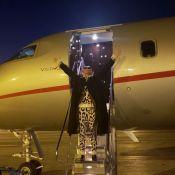 Céline Dion débarque à Paris dans une tenue... sauvage
