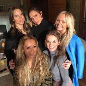 """Victoria Beckham, """"laissée de côté"""", commente le retour des Spice Girls"""