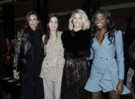 Fashion Week : Alice Taglioni, ravissante avec Anouchka Delon
