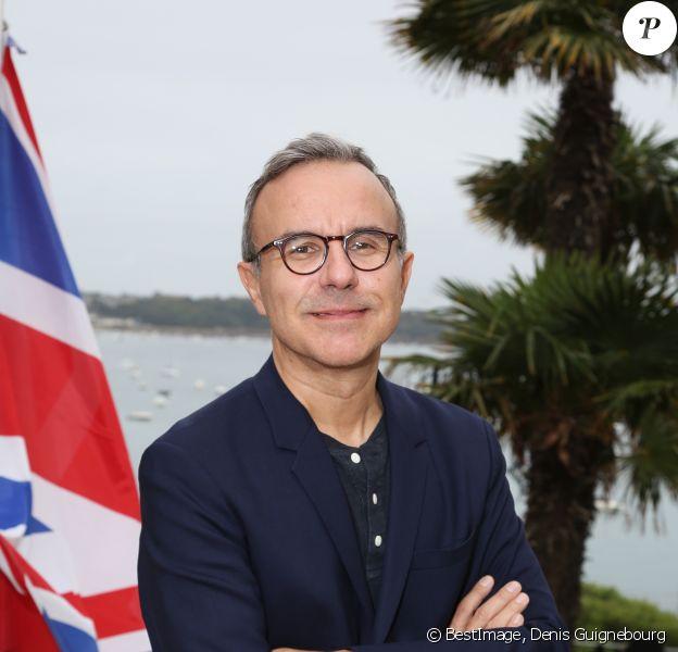 Philippe Besson lors du 28e Festival du Film Britannique de Dinard le 29 septembre 2017. © Denis Guignebourg/BestImage
